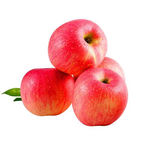 见果是果 陕西红富士苹果 5斤装 果经85-90mm