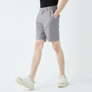 GXG GY122868C002 男士商务休闲五分短裤