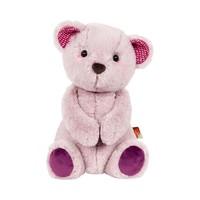 Bile 比乐 B.Toys动物玩偶公仔 薰衣草泰迪小熊