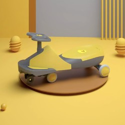 700Kids 柒小佰 LINE FRIENDS 布朗熊莎莉定制款儿童扭扭车