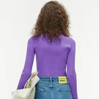 MO&Co. 摩安珂 AALTO系列 女士长袖针织衫 MBO1SWT025