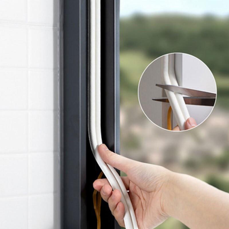kavar 米良品 家用门窗隔音密封条 250cm*2cm