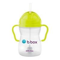 b.box  宝宝水瓶 重力饮水杯 标准型 240ml 浅绿色(6个月以上)