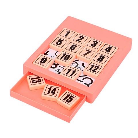 DALA 达拉 儿童数字华容道 无磁款