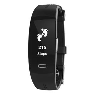 OLOEY P3 智能手环 现代银 硅胶表带(血压、ECG)