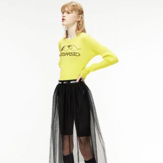MO&Co. 摩安珂 AALTO系列 女士长袖针织衫 MBO1SWT023