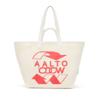 MO&Co. 摩安珂 AALTO系列 女士手提袋 MBO1HBG008 米白色 大号
