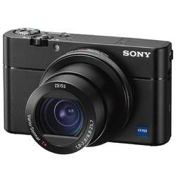 SONY 索尼 DSC-RX100M5A 1英寸数码相机 黑色