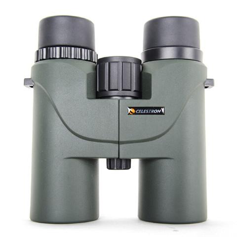 CELESTRON 星特朗 星特朗(美国CELESTRON)博越10X42双筒 微光夜视充氮防水大目镜广角 户外打猎成人非红外双筒望远镜