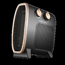 Royalstar 荣事达  QGW-150B 节能暖风机 温控款 黑金色