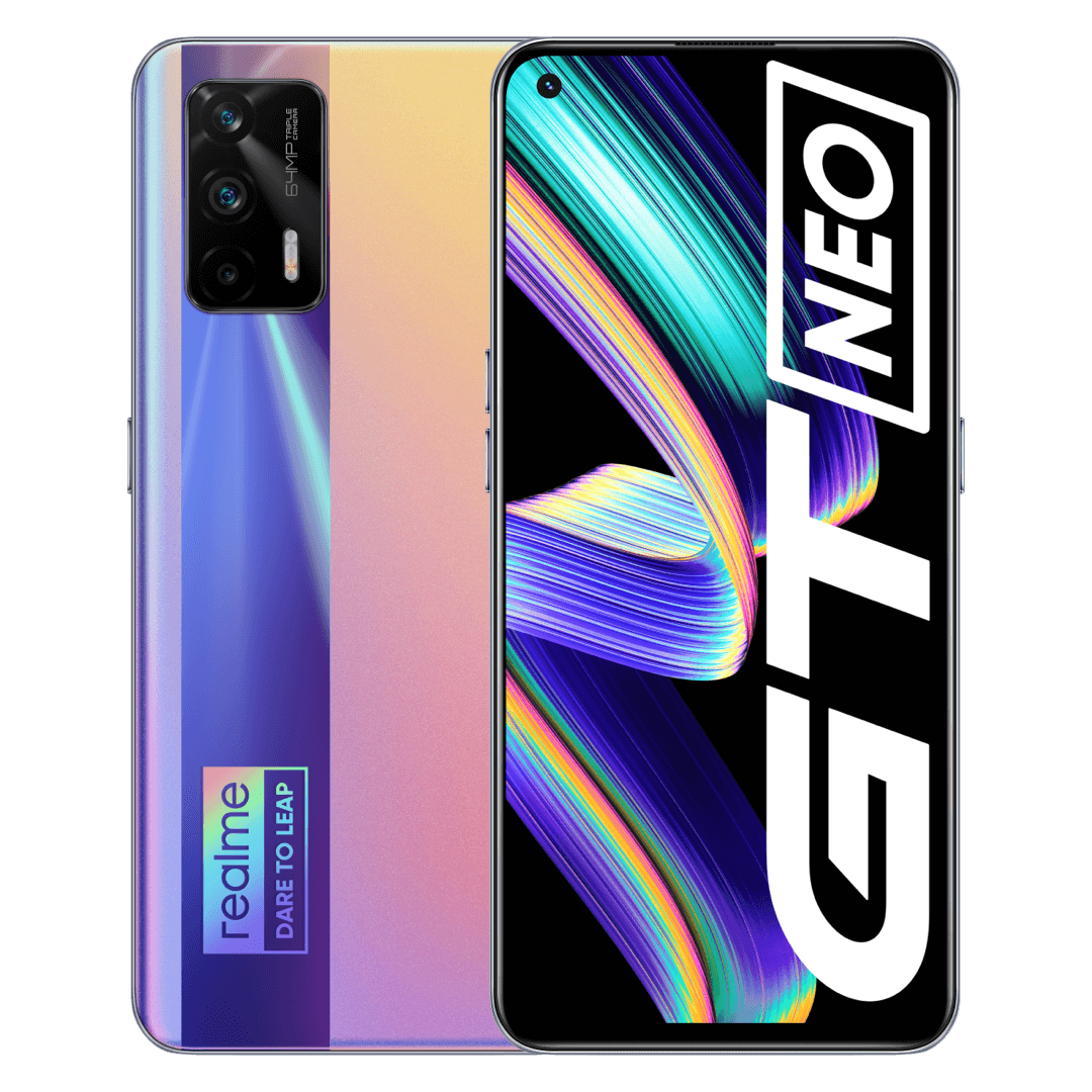 realme 真我 GT Neo 5G智能手机 12GB+256GB 最终幻想