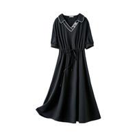 EPTISON 衣品天成 QEE联名系列 女士收腰连衣裙 AWQ113