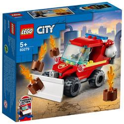LEGO 乐高 城市系列 60279 消防车