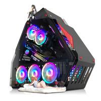 玩嘉 T9ATX 水冷电脑机箱