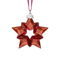 SWAROVSKI 施华洛世奇 5524180 闪耀红星水晶挂饰