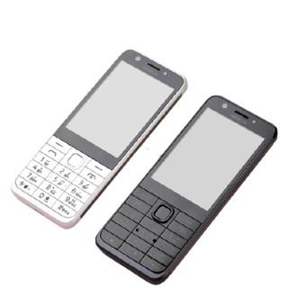 NOKIA 诺基亚 230DS 移动联通版 2G手机 银白色