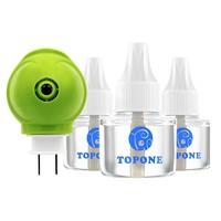 TOPONE  拓望  电热蚊香液  3液+1器
