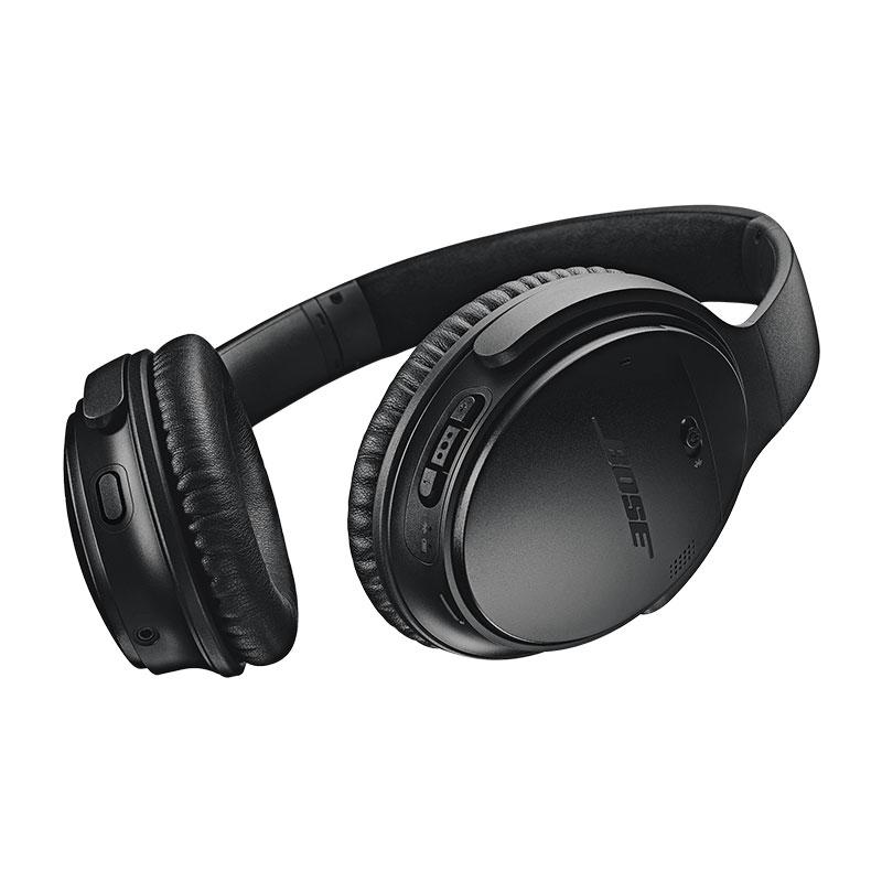 BOSE 博士 Quiet Comfort 35 耳罩式真无线蓝牙降噪耳机 黑色