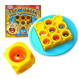 光华玩具 桌游迷宫逻辑闯关玩具老鼠蛋糕