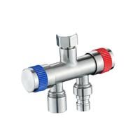 TAOGUO 淘果 TG-SDMT211 水龙头分流器一进二出 三通分水阀