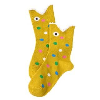 Caramella 焦糖玛奇朵 563893-X 儿童袜子
