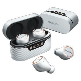 Lenovo 联想 LP12 入耳式真无线蓝牙降噪耳机 白色