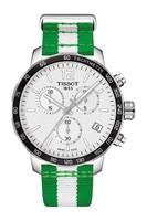 Men's Quickster Chronograph NBA Boston Celtics Watch, 42mm