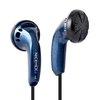 NICEHCK MX500 无麦版 平头塞有线动圈耳机 蓝色