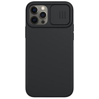 nillkin耐尔金润镜iPhone12手机壳苹果12Promax液态硅胶Magsafe磁吸壳pro新款镜头全包防摔保护套max潮牌男女