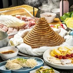 簋街小龙虾228元抢门市价495元2-3人餐!蒸汽石锅鱼128元2~3人餐