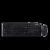 A4TECH 双飞燕 WM-200键盘+KR-85鼠标 有线键鼠套装