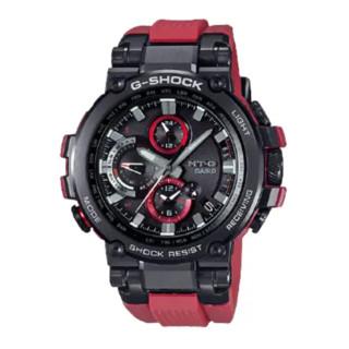 CASIO 卡西欧  G-SHOCK MT-G系列 51.7毫米电波腕表 MTG-B1000B-1A4PR