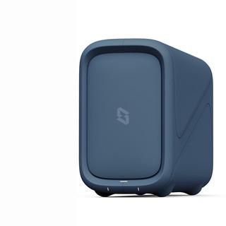 ZSpace 极空间 极空间 个人云 Z2 四核 2盘位NAS私有云 网络存储服务器 (无内置硬盘 )星空蓝色