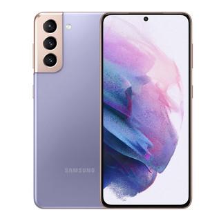 SAMSUNG 三星 Galaxy S21 5G手机  8GB+128GB  梵梦紫