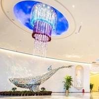 上海海昌海洋公园度假酒店高级/家庭房1晚(含早餐+双人海昌公园无限次畅玩门票)