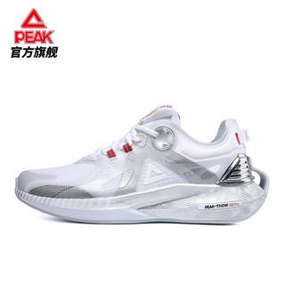 匹克态极3.0PRO运动鞋男2021官方新款减震透气男士轻便跑步鞋男女 银翼配色(男款(预售中,先拍先发货) 43