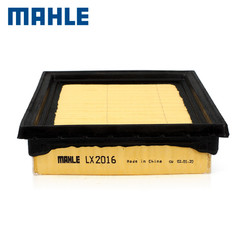MAHLE 马勒 LX2016 空气滤清器