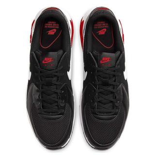NIKE 耐克 Air Max Excee 男子跑鞋 CD4165-005 黑白红 42