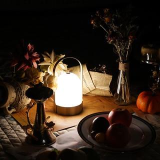 新特丽LED氛围照明创意台灯