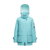 BOSIDENG 波司登 运动系列 女士鹅绒羽绒服 B00143222 541A 冰雨蓝 糙白 180/100A