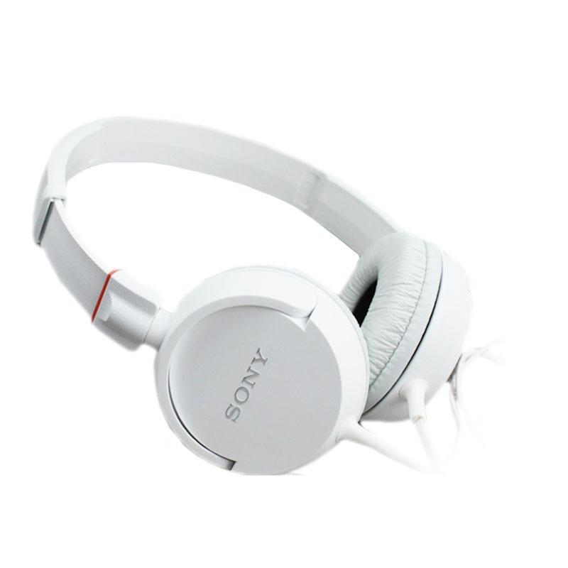 SONY 索尼 MDR-ZX100 耳罩式头戴式有线耳机