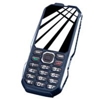 守护宝 F666 移动联通版 2G手机 海军蓝