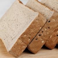 Caleton 卡尔顿 黑麦全麦面包  500g