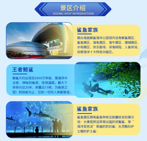 邻海昌鲸鲨海洋公园!烟台海昌雨岱山温泉酒店 日式豪华房1晚(含温泉)