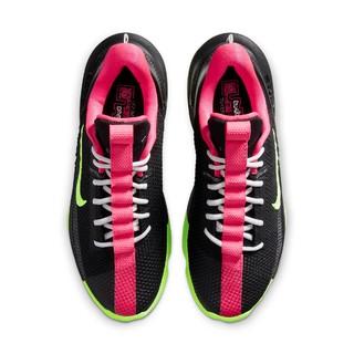 NIKE 耐克 Ambassador 13 男子篮球鞋 CQ9329-001 夜光/黑色/紫红 45.5