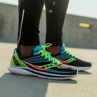 索康尼Saucony KINVARA菁华12 跑步鞋男子轻量竞速减震跑鞋运动鞋