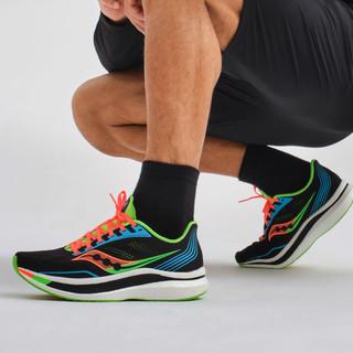 Saucony索康尼2021新ENDORPHIN PRO啡鹏男子碳板竞速跑步鞋运动鞋