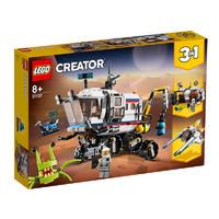 LEGO 乐高 Creator3合1 创意百变系列 31107 太空探测车