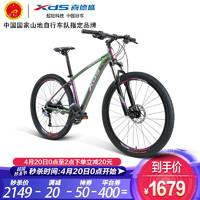 XDS 喜德盛山地车自行车英雄600