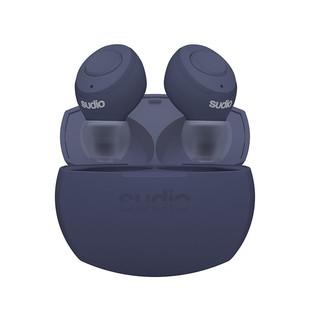 sudio Tolv R 入耳式真无线蓝牙耳机 蓝色